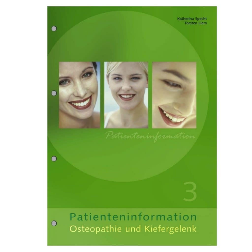 Patienteninformation - Osteopathie und Kiefergelenk-final