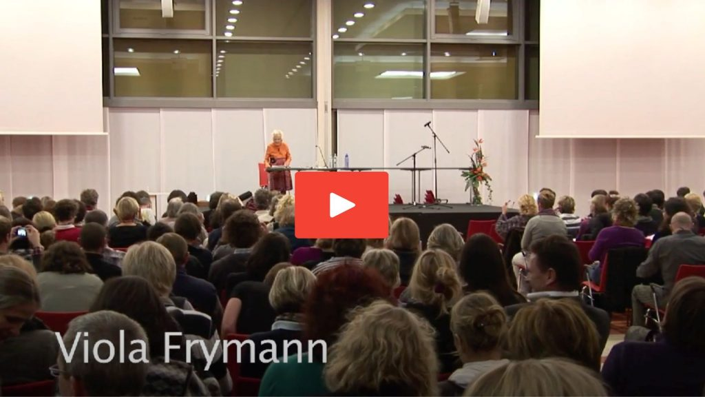 [Video] Dr.Viola Frymann: Evaluation of osteopathic approaches with premature infants at the Osteopathie Schule Deutschland in Berlin. 9