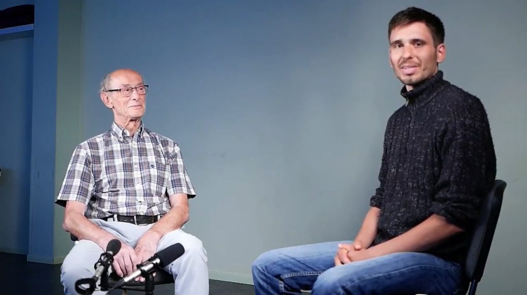 [Video] Interview with the Cranial Osteopath Alain Gehin 3