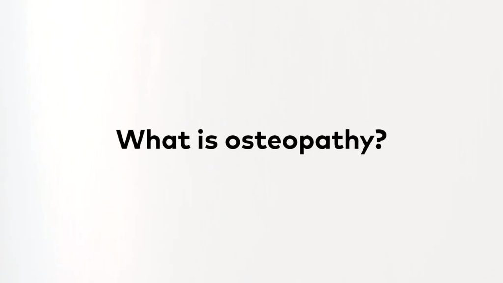 [Video] We need to talk about OSTEOPATHY - Interview with Stephen Sandler PhD, DO (GBR) 10