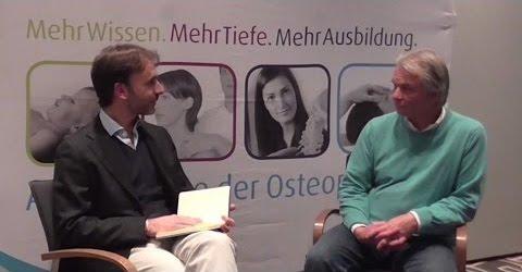 [Video] Interview mit Prof. Dr. Frank Willard PhD, DO (Hons) 📹 4