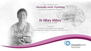 DR HILARY ABBEY