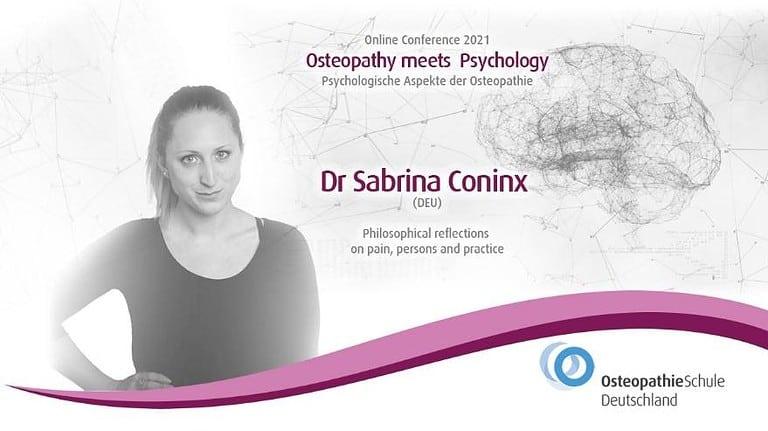 DR. SABRINA CONINX